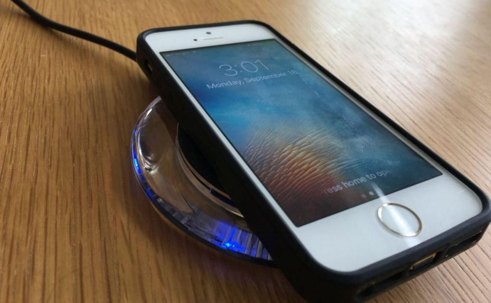 why wireless charging is not popular