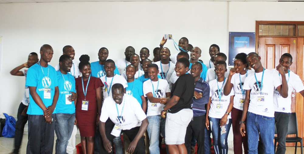 @wordcamp kampala final day