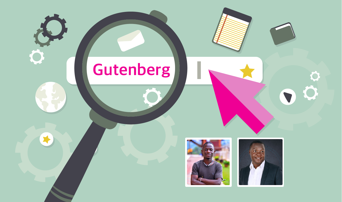 Gutenberg Interview cover