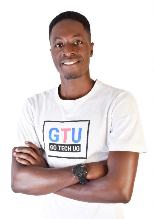 Kwehangana Hamza, GoTechUG Blog