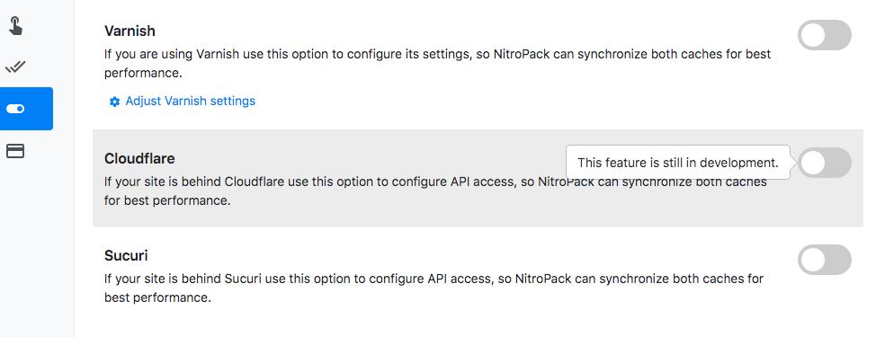 NitroPack Integrations