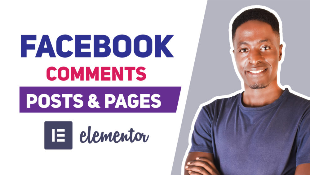 Add-facebook-comments-to-elementor-posts-and-pages