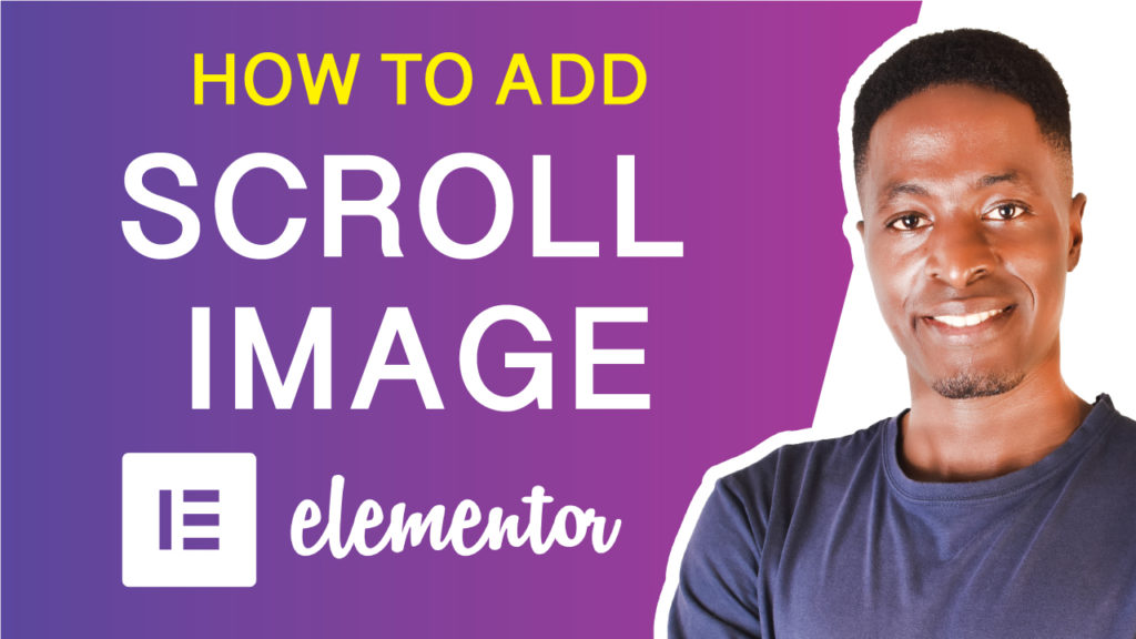 Add-scroll-image-elementor