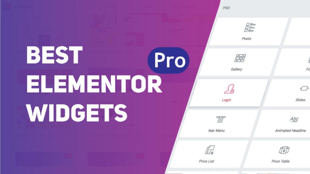Best-Elementor-Pro-Widgets