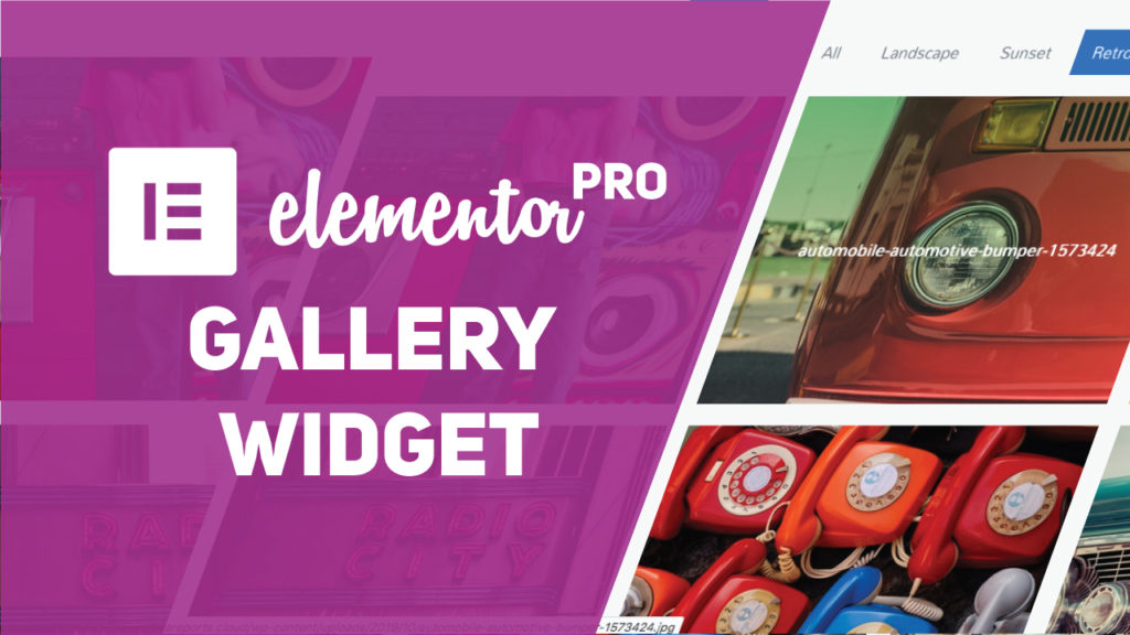Elementor-Pro-Gallery-Widget