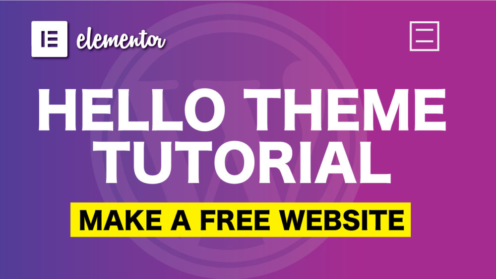 Hello-theme-tutorial