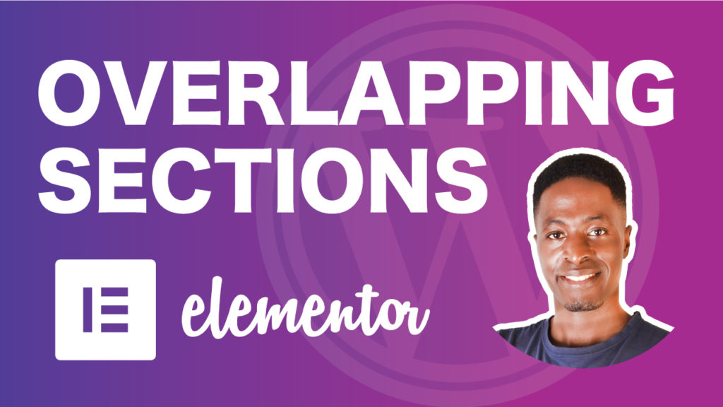 Overlapping-sections-in-elementor