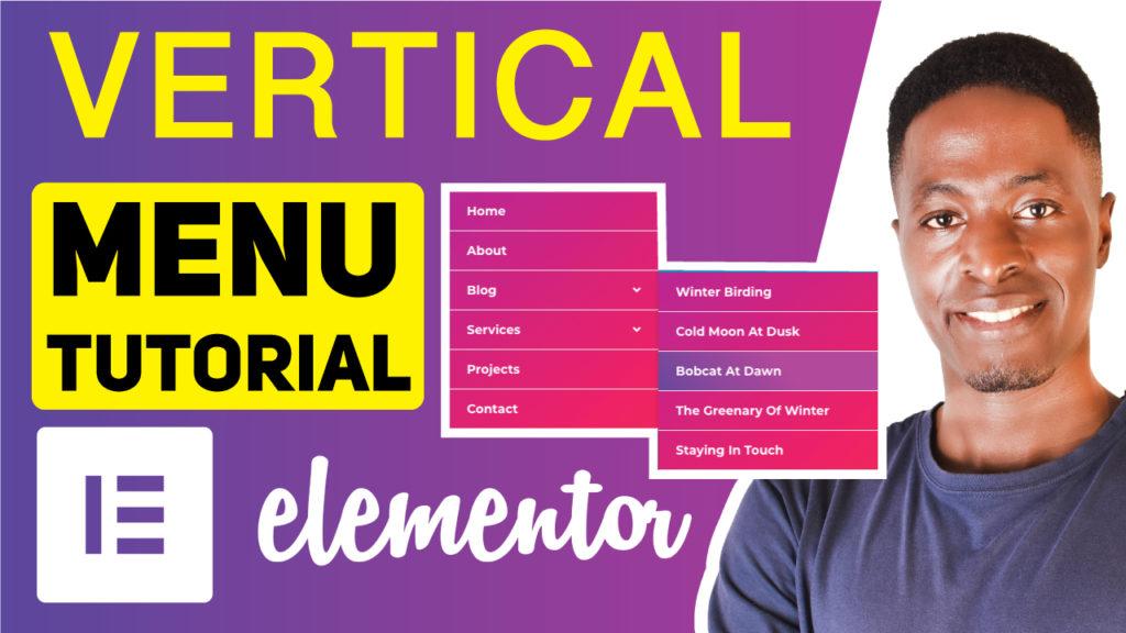 elementor-vertical-menu-tutorial