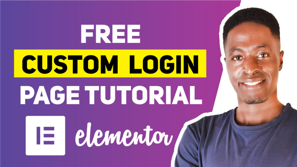 how-to-create-login-page-in-elementor