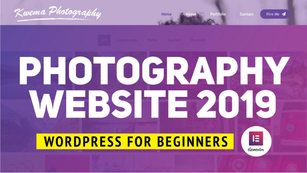 make-a-photograpy-website